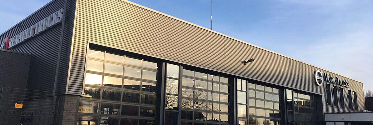 Renovatie Volvo Group Truck Center