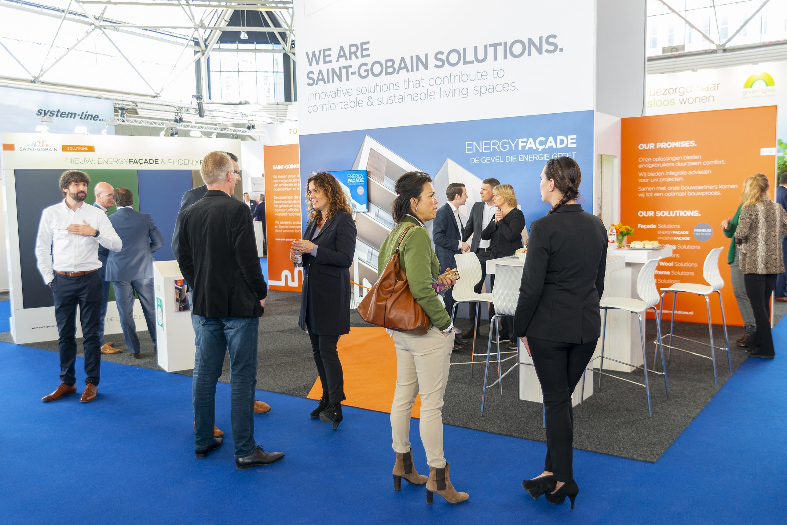 Saint-Gobain Solutions op Building Holland